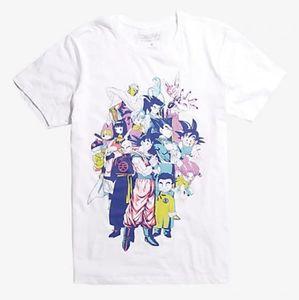 Dragon Ball Z Shirt Hot Topic